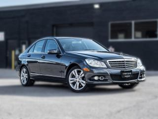 Used 2013 Mercedes-Benz C-Class C300 I 4MATIC I Sport for sale in Toronto, ON
