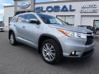 Used 2015 Toyota Highlander XLE for sale in Ottawa, ON