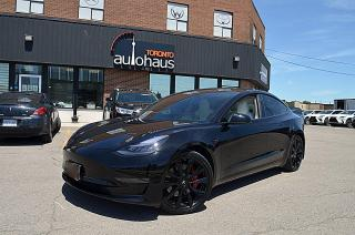 Used 2019 Tesla Model 3 Performance I FSD Activated I No Accidents for sale in Concord, ON