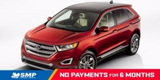 Used 2015 Ford Edge Titanium - AWD, Leather, Sunroof, Remote Start for sale in Saskatoon, SK