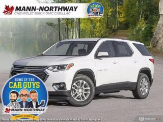 New 2021 Chevrolet Traverse LT Cloth for sale in Prince Albert, SK