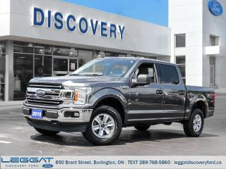 Used 2019 Ford F-150 XLT for sale in Burlington, ON