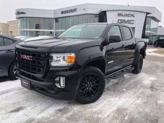 New 2021 GMC Canyon 4WD Elevation 3.6L for sale in Winnipeg, MB