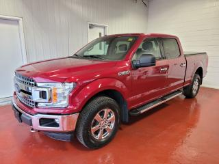 Used 2018 Ford F-150 XLT XTR 4X4 for sale in Pembroke, ON