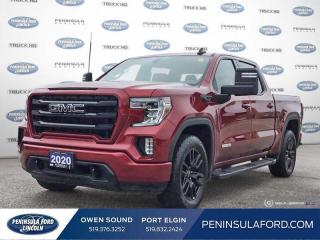 Used 2020 GMC Sierra 1500 Elevation -  Android Auto - $340 B/W for sale in Port Elgin, ON
