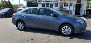 Used 2014 Toyota Corolla CE for sale in Mount Pearl, NL