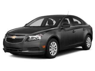 Used 2014 Chevrolet Cruze 1LT - Bluetooth -  Onstar for sale in Steinbach, MB