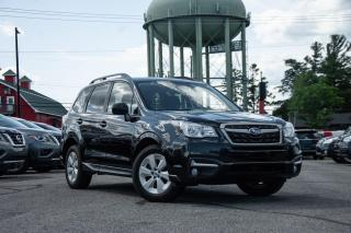 Used 2017 Subaru Forester 2.5i Convenience for sale in Stittsville, ON