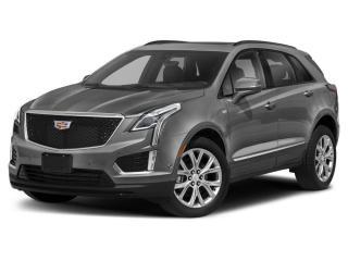 New 2021 Cadillac XT5 Sport for sale in Burlington, ON