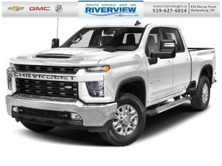 New 2021 Chevrolet Silverado 2500 HD Custom for sale in Wallaceburg, ON
