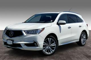 Used 2018 Acura MDX 6P at Elite for sale in Langley, BC