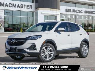 New 2021 Buick Encore GX Preferred TURBO   AWD   SPORT TOURING PKG   REMOTE START   ON-STAR   HEATED SEATS for sale in London, ON
