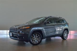 Used 2018 Jeep Cherokee FWD Limited for sale in Langley City, BC