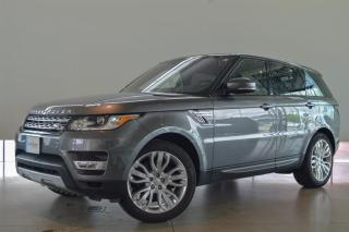 Used 2017 Land Rover Range Rover Sport DIESEL Td6 HSE for sale in Langley City, BC