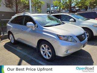 Used 2010 Lexus RX 350 6A for sale in Port Moody, BC