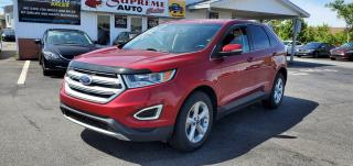 Used 2015 Ford Edge SEL for sale in Mount Pearl, NL