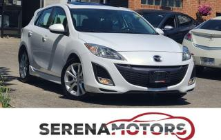 Used 2011 Mazda MAZDA3 GT | 2.5L | AUTO | SUNROOF | LEATHER | NO ACCIDENT for sale in Mississauga, ON