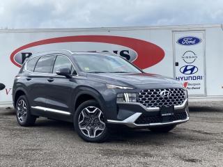 New 2021 Hyundai Santa Fe HEV Preferred w/Trend Package for sale in Midland, ON