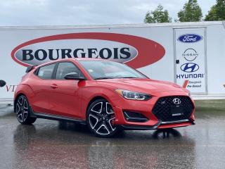 New 2022 Hyundai Veloster N N for sale in Midland, ON