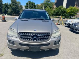 Used 2007 Mercedes-Benz ML 320 3.0L for sale in Scarborough, ON