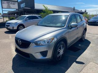 Used 2014 Mazda CX-5 GX / CLEAN CAR FAX / 2 SETS OF WHEELS AND TIRES! / for sale in Truro, NS