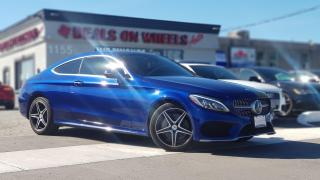Used 2017 Mercedes-Benz C-Class 2dr C 300 4MATIC for sale in Oakville, ON
