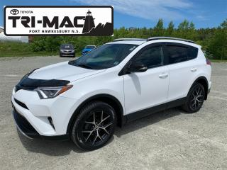 Used 2016 Toyota RAV4 SE,AWD for sale in Port Hawkesbury, NS
