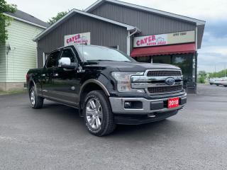 Used 2018 Ford F-150 King Ranch for sale in Cornwall, ON