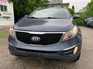 Used 2014 Kia Sportage EX/Leather seat   Sunroof  Backpack Camera . Safety included  Asking price for sale in Toronto, ON