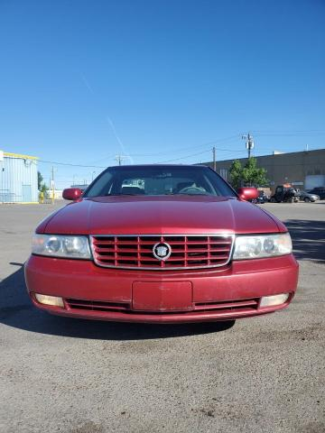 2000 Cadillac Seville Touring STS