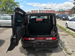 Used 2010 Nissan Cube SL,push start,b/u camera,alloys,cold a/c,$4990 for sale in Toronto, ON
