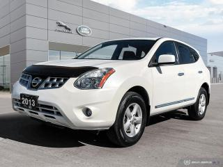 Used 2013 Nissan Rogue S Special Edition for sale in Winnipeg, MB