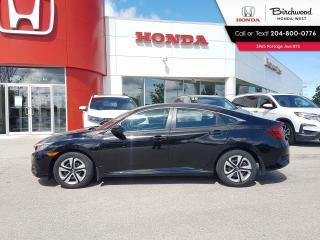 Used 2017 Honda Civic LX for sale in Winnipeg, MB