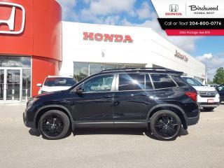 Used 2019 Honda Passport Sport Bluetooth - Heated Seats - Back-Up Cam for sale in Winnipeg, MB