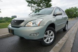 Used 2009 Lexus RX 350 1 OWNER / PREMIUM W NAVIGATION / STUNNING SHAPE for sale in Etobicoke, ON