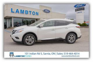 Used 2016 Nissan Murano 4 Door SUV for sale in Sarnia, ON