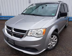 Used 2016 Dodge Grand Caravan SE *STOW N GO* for sale in Kitchener, ON