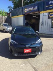 Used 2017 Toyota Corolla SE for sale in Kitchener, ON