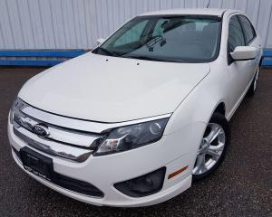 Used 2012 Ford Fusion SE *BLUETOOTH* for sale in Kitchener, ON