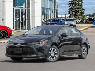New 2021 Toyota Corolla Hybrid CALL NOW! for sale in Winnipeg, MB