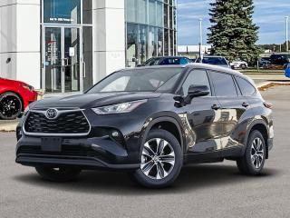 New 2021 Toyota Highlander XLE for sale in Winnipeg, MB