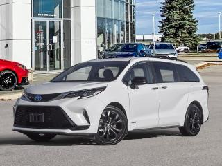 New 2021 Toyota Sienna XSE 7 PASS for sale in Winnipeg, MB