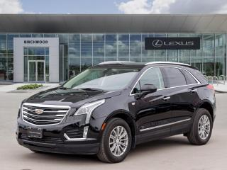 Used 2017 Cadillac XT5 Luxury AWD for sale in Winnipeg, MB