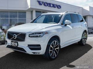Used 2019 Volvo XC90 Momentum Employee Lease Return! for sale in Winnipeg, MB
