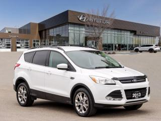 Used 2013 Ford Escape SE   Heated Seats   Bluetooth   AWD   for sale in Winnipeg, MB