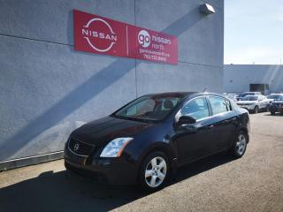 Used 2007 Nissan Sentra 2.0 S / Low KM / One Owner / No Accidents / for sale in Edmonton, AB