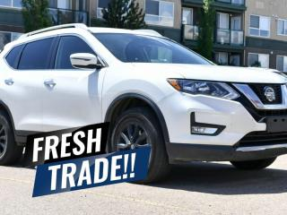 Used 2018 Nissan Rogue SV for sale in Red Deer, AB