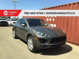 Used 2016 Porsche Macan S, AWD, LEATHER, NAVIGATION for sale in Edmonton, AB
