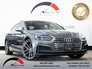 Used 2018 Audi S5 Technik/Navigation/Backup Cam/B&O/Push to Start for sale in Vaughan, ON