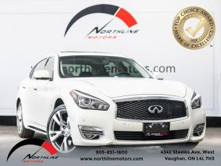 Used 2015 Infiniti Q70 Q70L/Navigation/Backup Cam/Sunroof/Push to Start for sale in Vaughan, ON